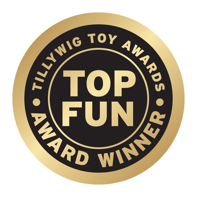 Tillywig Toy Awards Top Fun