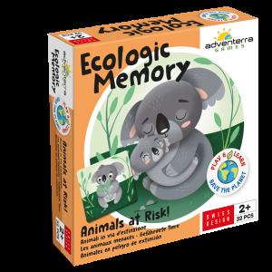 Ecologic Memory Animals at Risk!