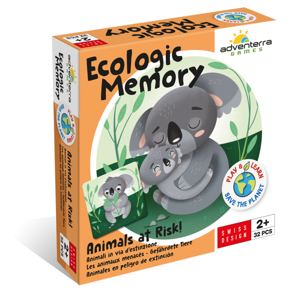 Ecologic Memory Animals at Risk!