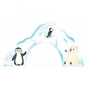 Polar Adventure pieces