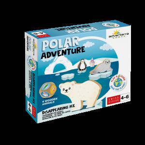 Polar Adventure Disappearing Ice