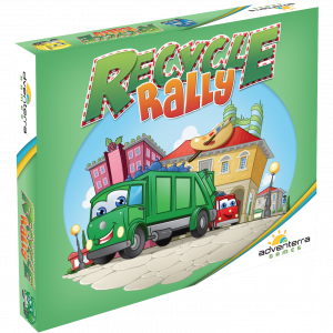 Recycle Rally box