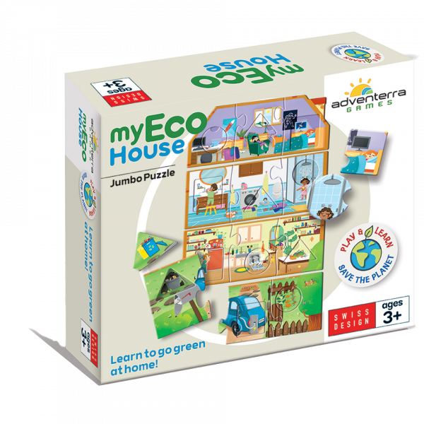 My Eco House Box Top