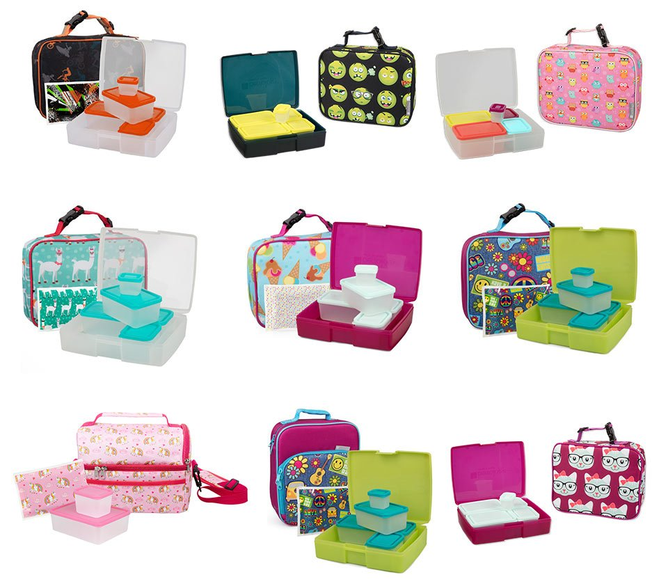 bentology lunch boxes