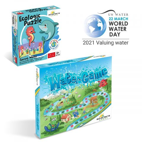 World Water Day giveaway from Adventerra Games